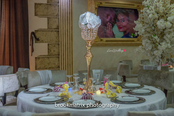 Nigerian White Wedding Decor Mofe Sophie Events by Eki LoveweddingsNG 1