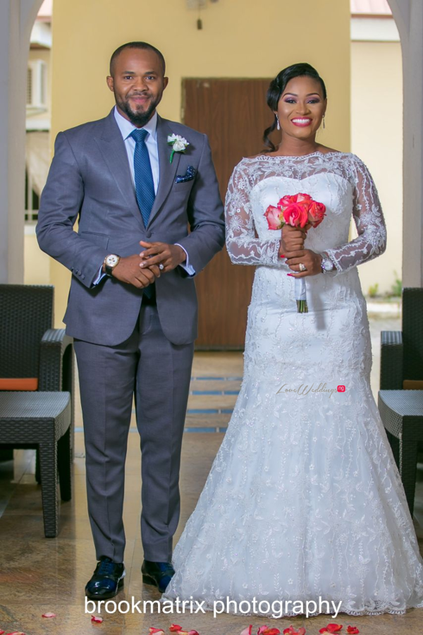 Nigerian White Wedding Mofe Sophie Events by Eki LoveweddingsNG 11