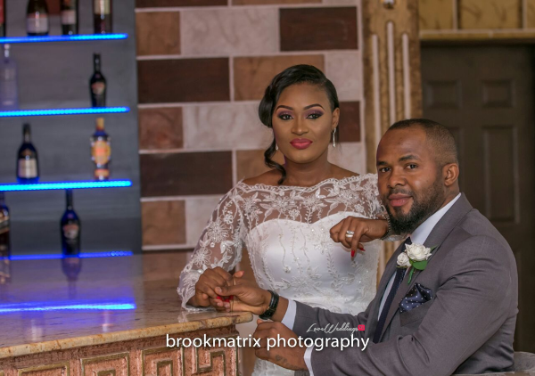 Nigerian White Wedding Mofe Sophie Events by Eki LoveweddingsNG 12