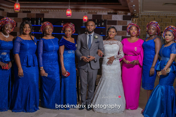 Nigerian White Wedding Mofe Sophie Events by Eki LoveweddingsNG 14