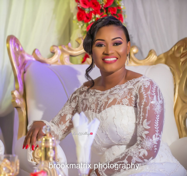 Nigerian White Wedding Mofe Sophie Events by Eki LoveweddingsNG 18