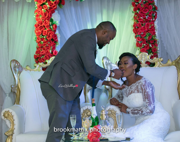 Nigerian White Wedding Mofe Sophie Events by Eki LoveweddingsNG 21