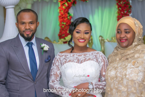 Nigerian White Wedding Mofe Sophie Events by Eki LoveweddingsNG 22