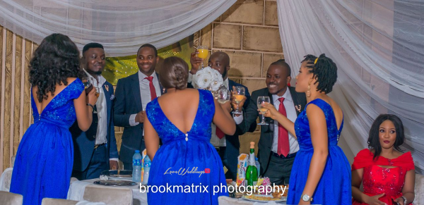 Nigerian White Wedding Mofe Sophie Events by Eki LoveweddingsNG 33