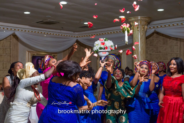 Nigerian White Wedding Mofe Sophie Events by Eki LoveweddingsNG 35