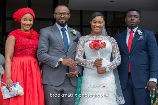 Nigerian White Wedding Mofe Sophie Events by Eki LoveweddingsNG 5