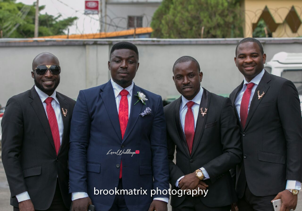 Nigerian White Wedding Mofe Sophie Events by Eki LoveweddingsNG 6