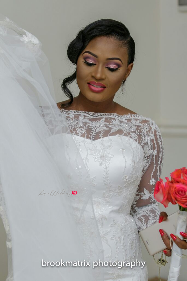 Nigerian White Wedding Mofe Sophie Events by Eki LoveweddingsNG 9