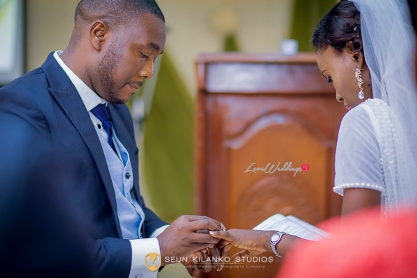 Nigerian White Wedding Rings Seun and Tosin Seun Kilanko Studios LoveweddingsNG