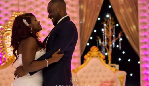 Nigerian Couple Wura Ose Mosindi LoveweddingsNG