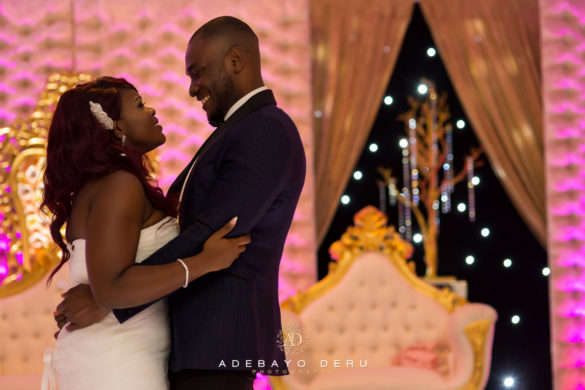 Nigerian Couple Wura Ose Mosindi LoveweddingsNG