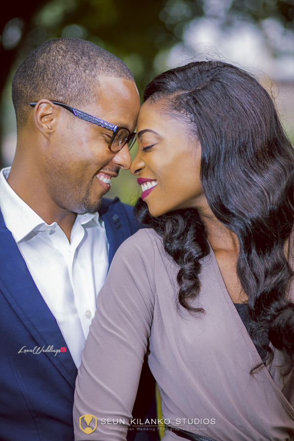 Nigerian Pre Wedding Shoot Lamide and Biodun Seun Kilanko Studios LoveweddingsNG 1