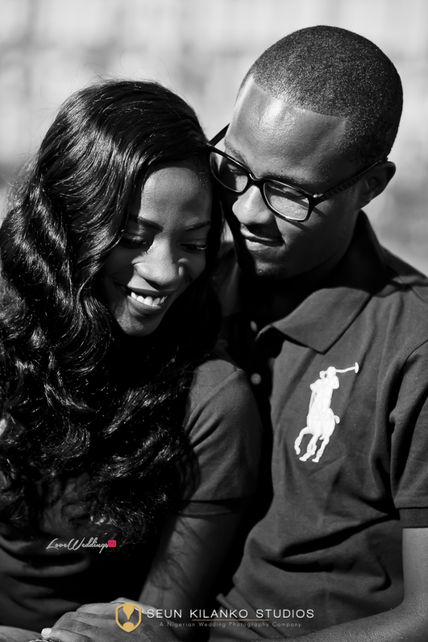 Nigerian Pre Wedding Shoot Lamide and Biodun Seun Kilanko Studios LoveweddingsNG 2