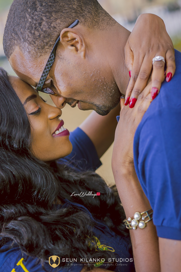 Nigerian Pre Wedding Shoot Lamide and Biodun Seun Kilanko Studios LoveweddingsNG 4