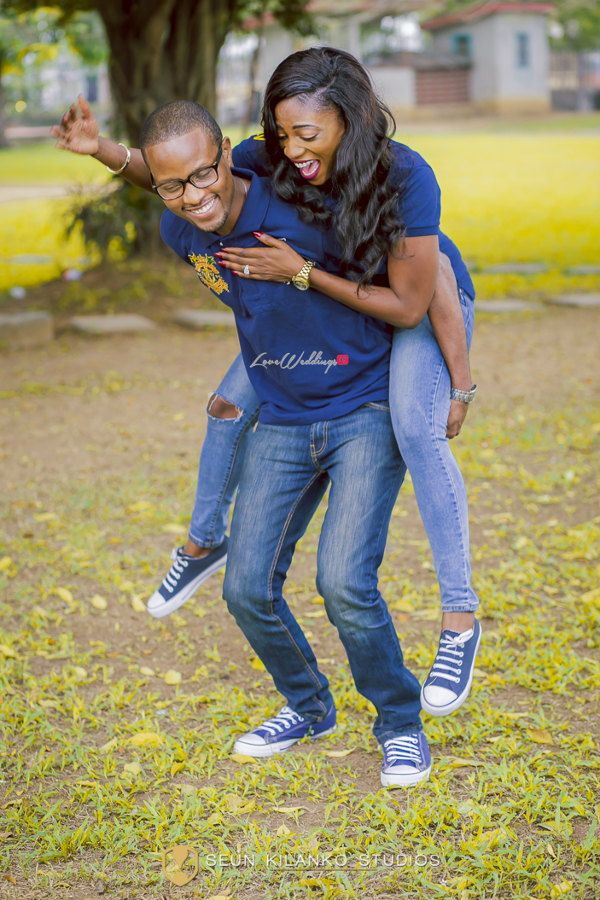 Nigerian Pre Wedding Shoot Lamide and Biodun Seun Kilanko Studios LoveweddingsNG 5