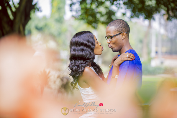 Nigerian Pre Wedding Shoot Lamide and Biodun Seun Kilanko Studios LoveweddingsNG 6