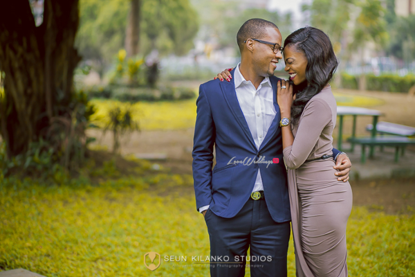 Nigerian Pre Wedding Shoot Lamide and Biodun Seun Kilanko Studios LoveweddingsNG
