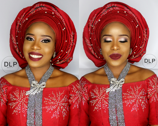 Nigerian Traditional Aso Oke Bridal LoveWeddingsNG