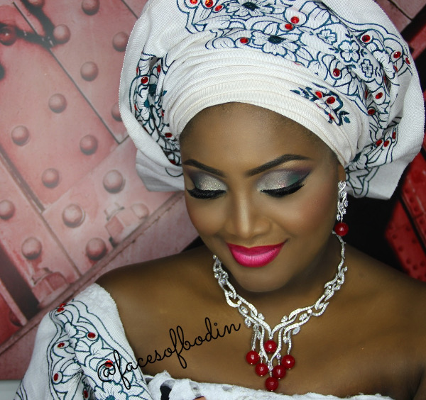 Traditional Wedding Makeup Tutorial : nigerian-traditional-bridal-makeup-faces-of-bodin ...