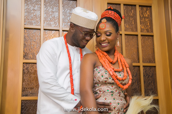 nigerian-traditional-bride-and-groom-chioma-agha-and-wale-ayorinde-loveweddingsng-1