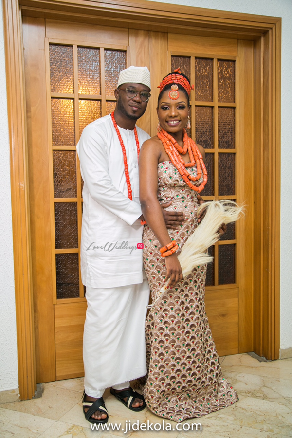 nigerian-traditional-bride-and-groom-chioma-agha-and-wale-ayorinde-loveweddingsng