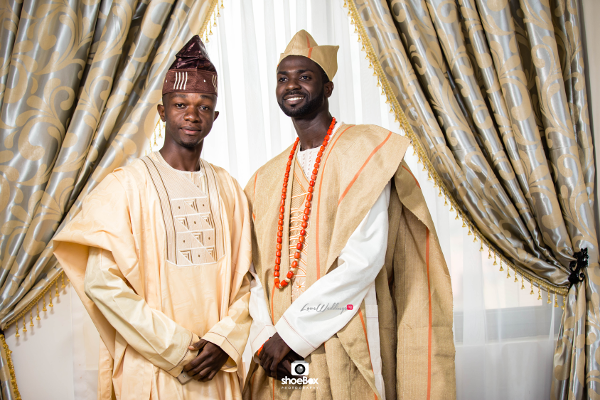 nigerian-traditional-groom-and-friend-moji-and-fola-loveweddingsng