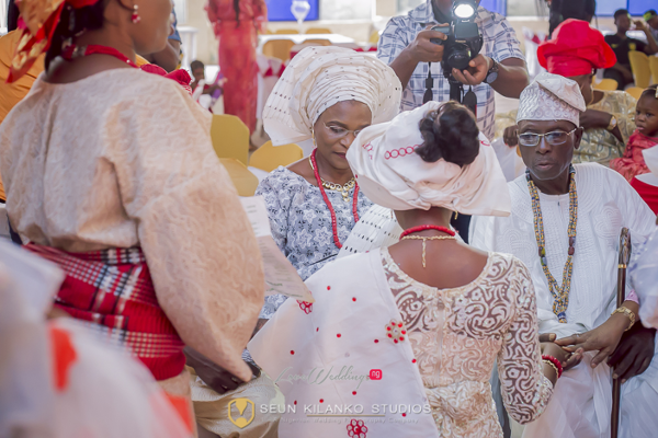 Nigerian Traditional Wedding Lamide and Biodun Seun Kilanko Studios LoveweddingsNG 3