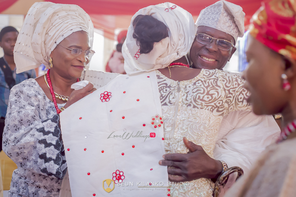 Nigerian Traditional Wedding Lamide and Biodun Seun Kilanko Studios LoveweddingsNG 4