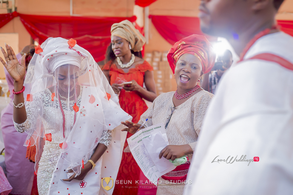 Nigerian Traditional Wedding Lamide and Biodun Seun Kilanko Studios LoveweddingsNG 5