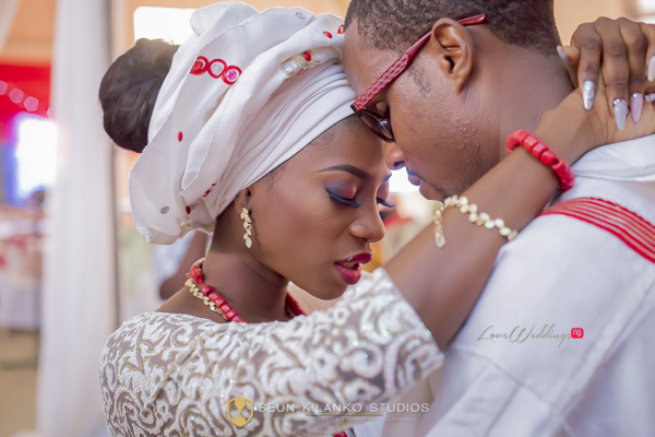 Nigerian Traditional Wedding Lamide and Biodun Seun Kilanko Studios LoveweddingsNG 7