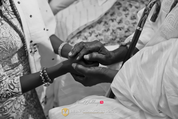 Nigerian Traditional Wedding Prayers Lamide and Biodun Seun Kilanko Studios LoveweddingsNG