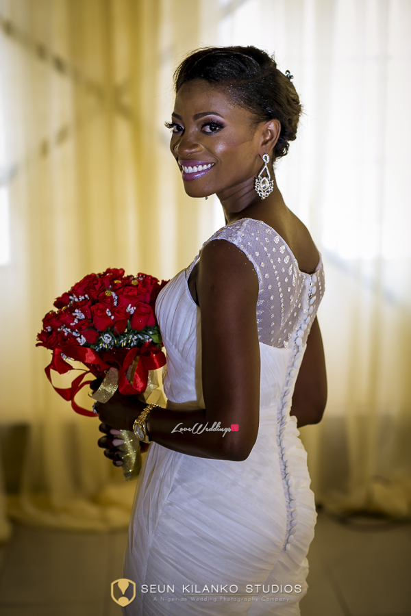 Nigerian White Wedding Bride Lamide and Biodun Seun Kilanko Studios LoveweddingsNG 1
