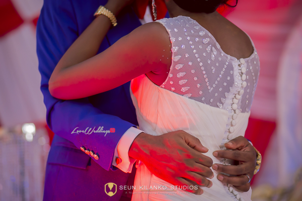 Nigerian White Wedding Bride and Groom Lamide and Biodun Seun Kilanko Studios LoveweddingsNG 5