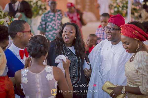 Nigerian White Wedding Bride and Groom Lamide and Biodun Seun Kilanko Studios LoveweddingsNG 8