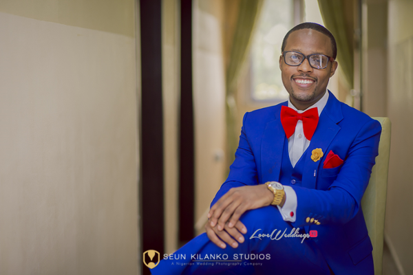 Nigerian White Wedding Groom Lamide and Biodun Seun Kilanko Studios LoveweddingsNG
