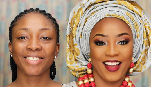nigerian-bridal-makeover-before-and-after-adegold-mua-loveweddingsng