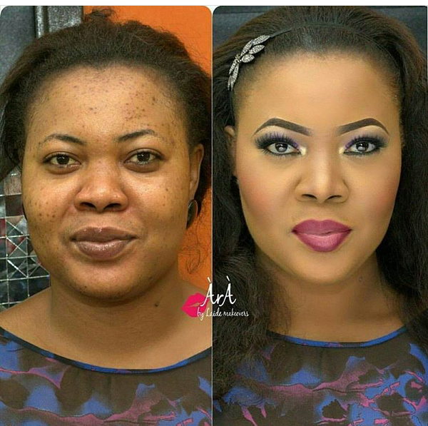 nigerian-bridal-makeover-before-and-after-ara-by-laide-loveweddingsng