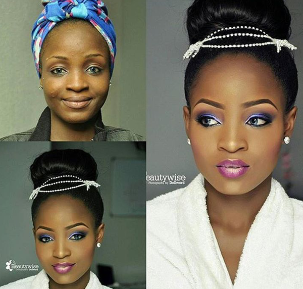 nigerian-bridal-makeover-before-and-after-beautywise-makeovers-loveweddingsng