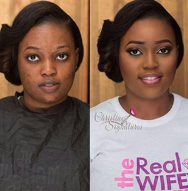 nigerian-bridal-makeover-before-and-after-christine-signatures-loveweddingsng