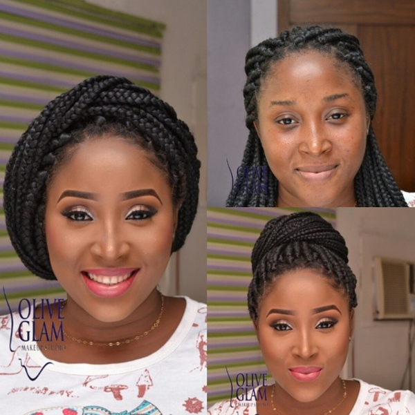 nigerian-bridal-makeover-before-and-after-olive-glam-studio-loveweddingsng