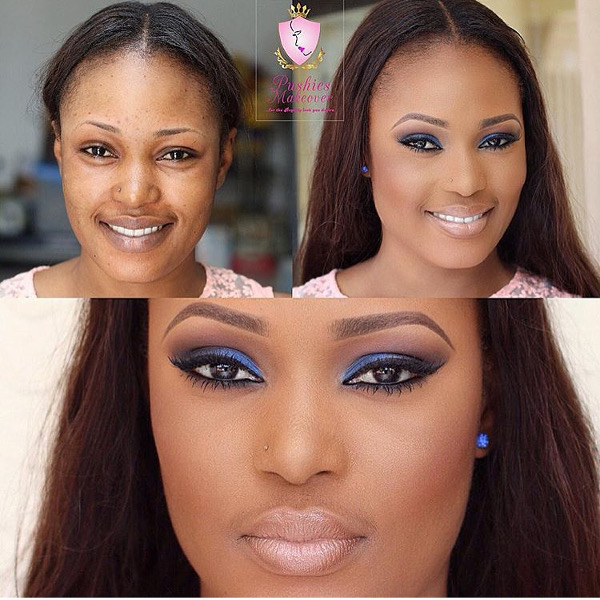 nigerian-bridal-makeover-before-and-after-pushies-makeover-loveweddingsng