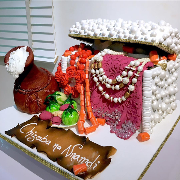 nigerian-traditional-wedding-cake-lizzies-cakes-and-crafts-loveweddingsng