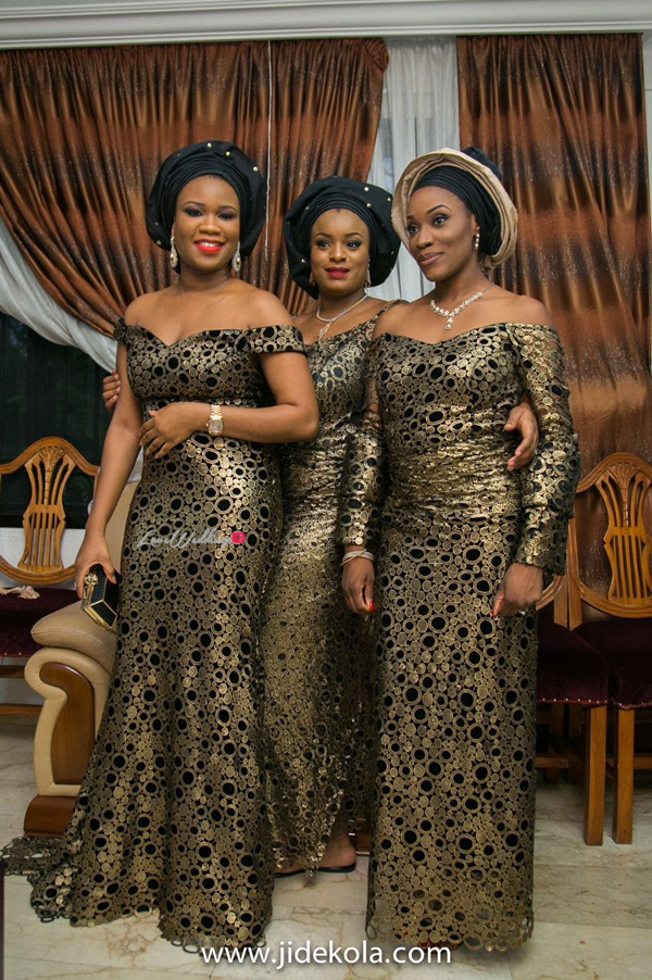nigerian-traditional-wedding-guests-aso-ebi-jide-kola-loveweddingsng