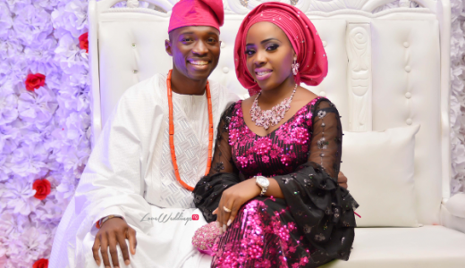 aea5bc613833 When Twins Wed  Taiwo   Kehinde s Traditional Wedding