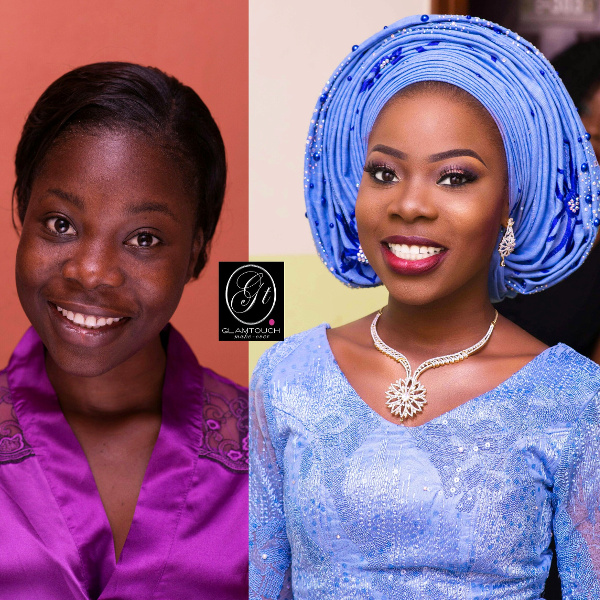 nigerian-bridal-makeovers-before-and-after-glam-touch-makeovers-loveweddingsng