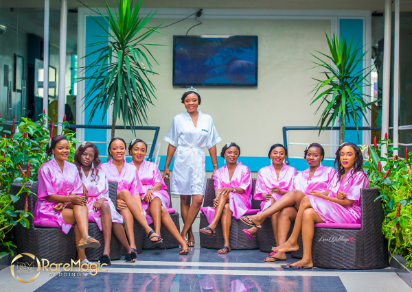 nigerian-bride-and-bridesmaids-in-robes-seun-and-timmy-raremagic-gallery-loveweddingsng