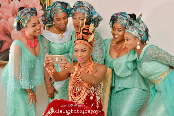 nigerian-traditional-bride-and-friends-ewemade-igbinedion-ganiu-kuteyis-royal-wedding-klala-photography-loveweddingsng