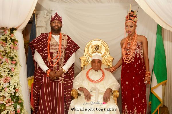 nigerian-traditional-couple-ewemade-igbinedion-ganiu-kuteyis-royal-wedding-klala-photography-loveweddingsng