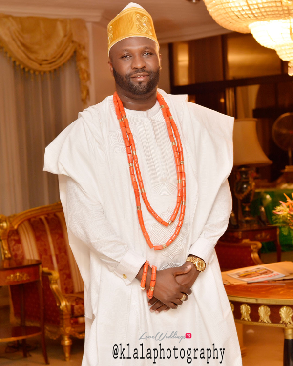 nigerian-traditional-groom-ewemade-igbinedion-ganiu-kuteyis-royal-wedding-klala-photography-loveweddingsng-2