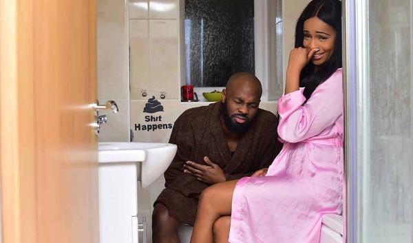 nigerian-wedding-pre-wedding-photos-toilet-loveweddingsng